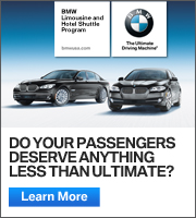 BMW Limousine and Hotel Shuttle Program