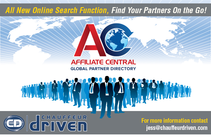 Affiliate Central Signup
