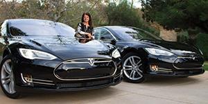 Anne Daniells San Diego Torrey Pines Tesla S