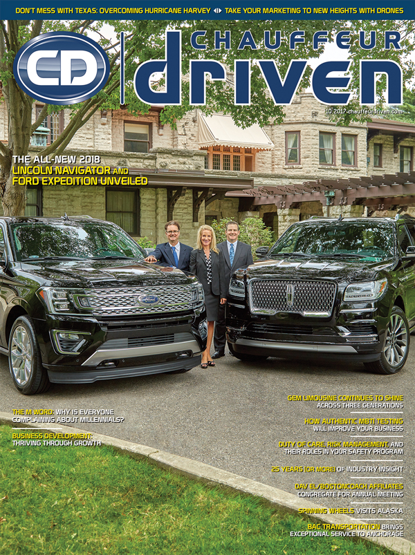 2018 Ford Expedition Max XLT & 2018 Lincoln Navigator L Select