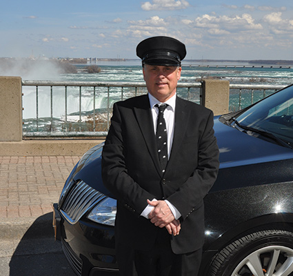 CD 0514 Buffalo Limousine Chauffeur