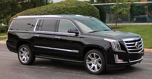 First Drive 2015 Cadillac Escalade Esv Chauffeur Driven Magazine