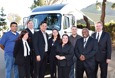 Torrey Pines Anne Daniels and Staff San Diego