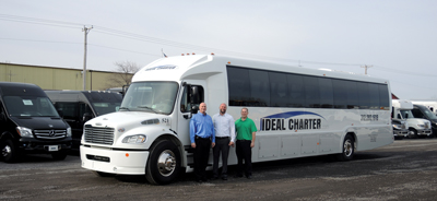 Midwest Bus Sales Ideal Charter 04/15