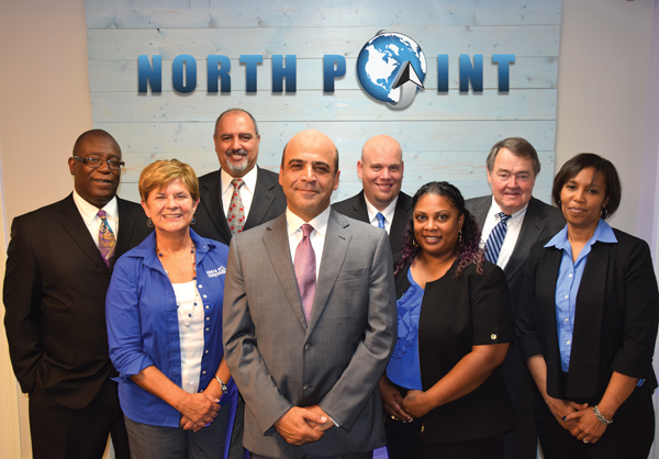 North Point Senior Staff