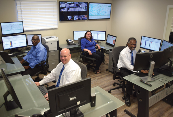 North Point Dispatch Department