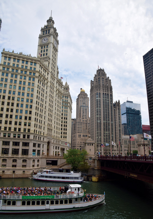 CTG Chicago's River