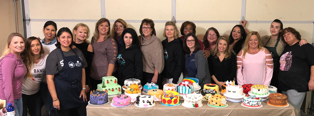 Mary Johnson's Bake a Thon