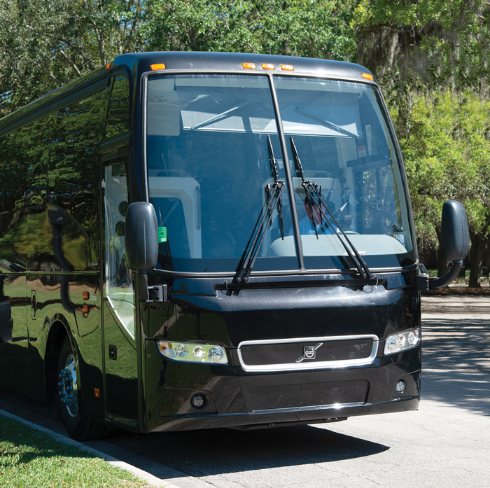 Cover Story: Prevost Builds on 95 Years of Success