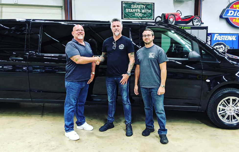Springfield Coach Gets Fast N Loud With Gas Monkey Chauffeur Driven Magazine