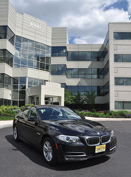 CD 0714 First Drive BMW