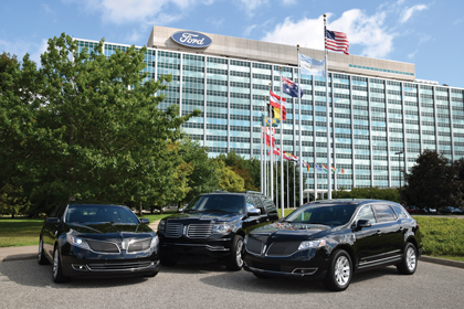 Ford Lincoln Vehicles