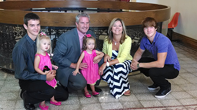 CD1014 Majestic Limo Owners Adopt Daughters