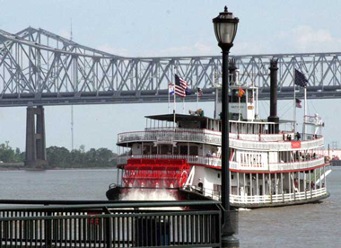 NOLA Steamboat Dinner Cruise