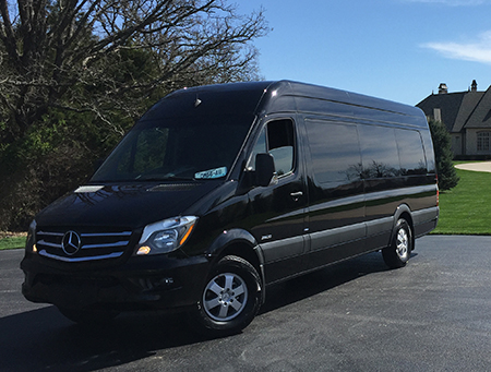 Springfield Coach Group Receives Mercedes-Benz
