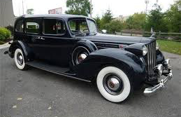 Hy's first Packard