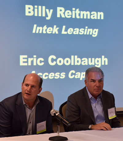 Eric Coolbaugh and Billy Reitman
