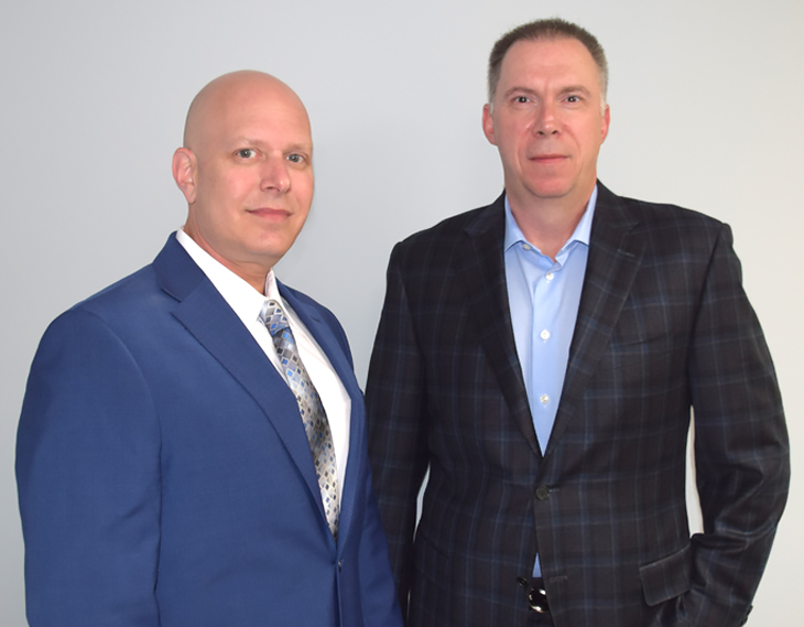 CD President/Publisher Chris Weiss and CEO Eric Alpert