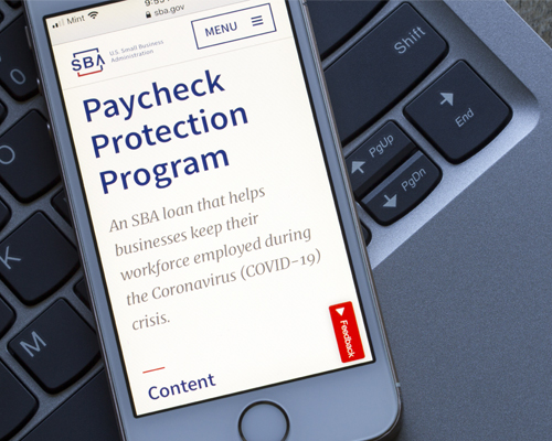Paycheck Protection Program PPA